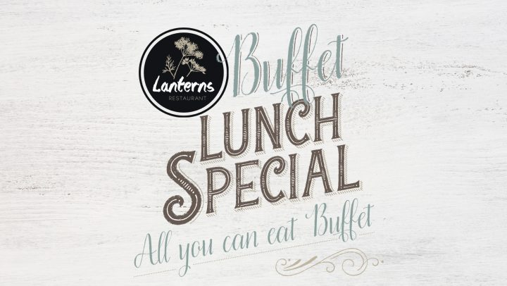 Buffet Lunch Special