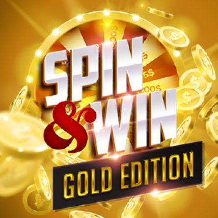 Spin and Win Gold