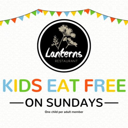 Kid Eat Free Sundays