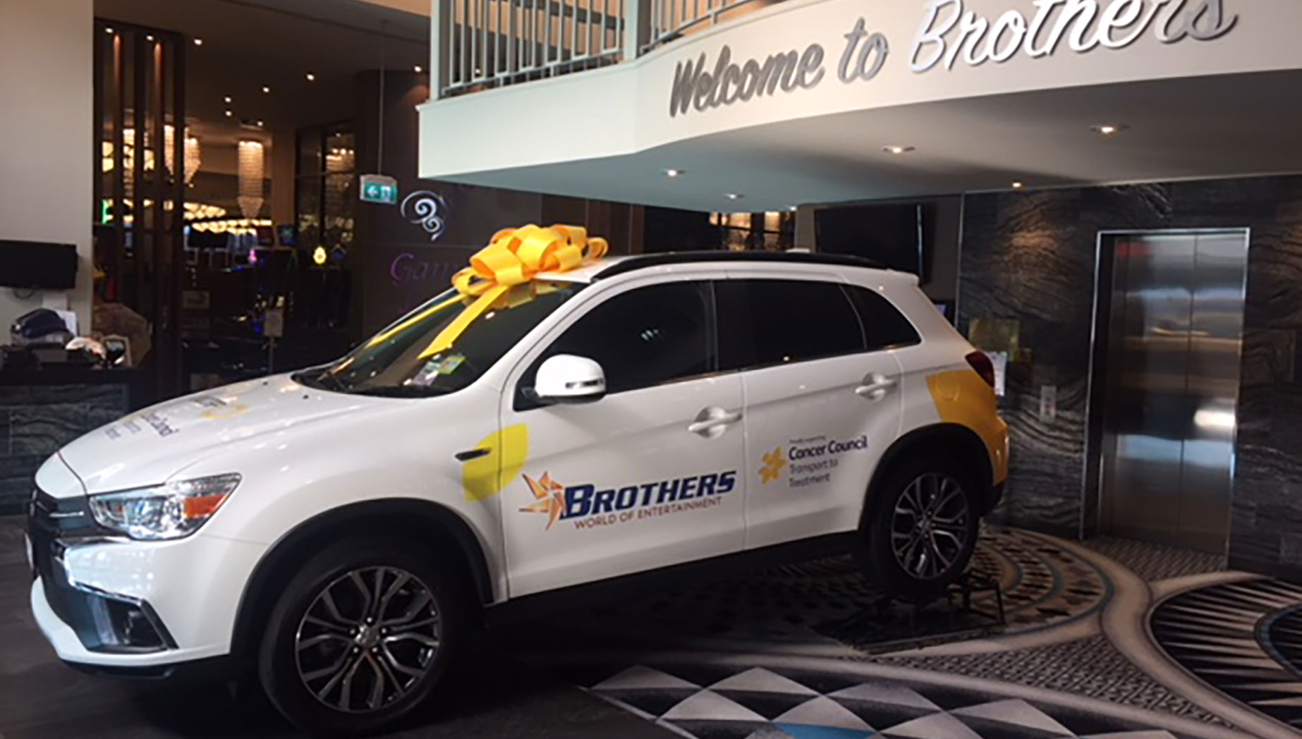 Transport to Treatment Brothers Leagues Club Cairns