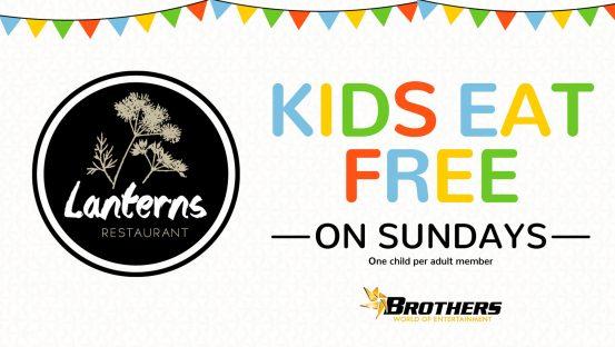 Kid Eat Free Sundays