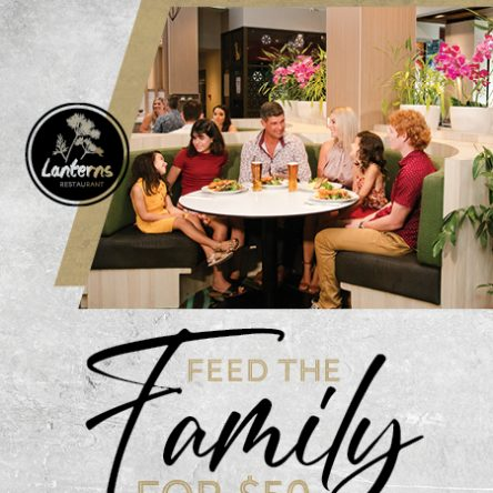 Feed the Family for $50