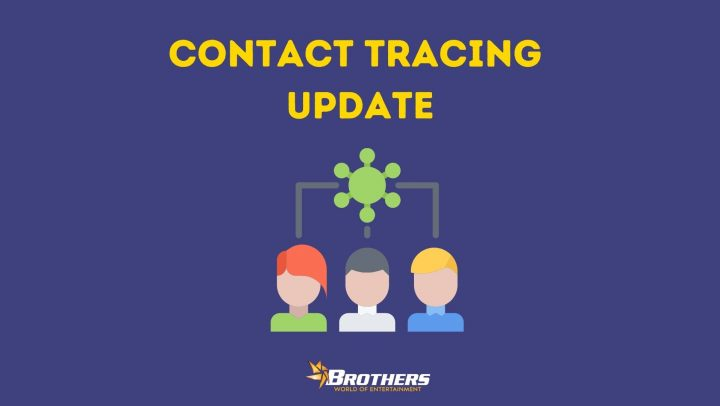 Contact tracing update – Wednesday 11th August